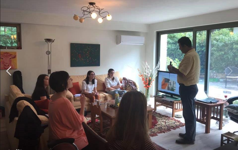 Γ' Επίπεδο Σεμινάριο IVT Αθήνας<span>Ενδοσκοπικό μάθημα με τη βοήθεια του ΩΡΛ Χ. Βοντετσιάνο</span>