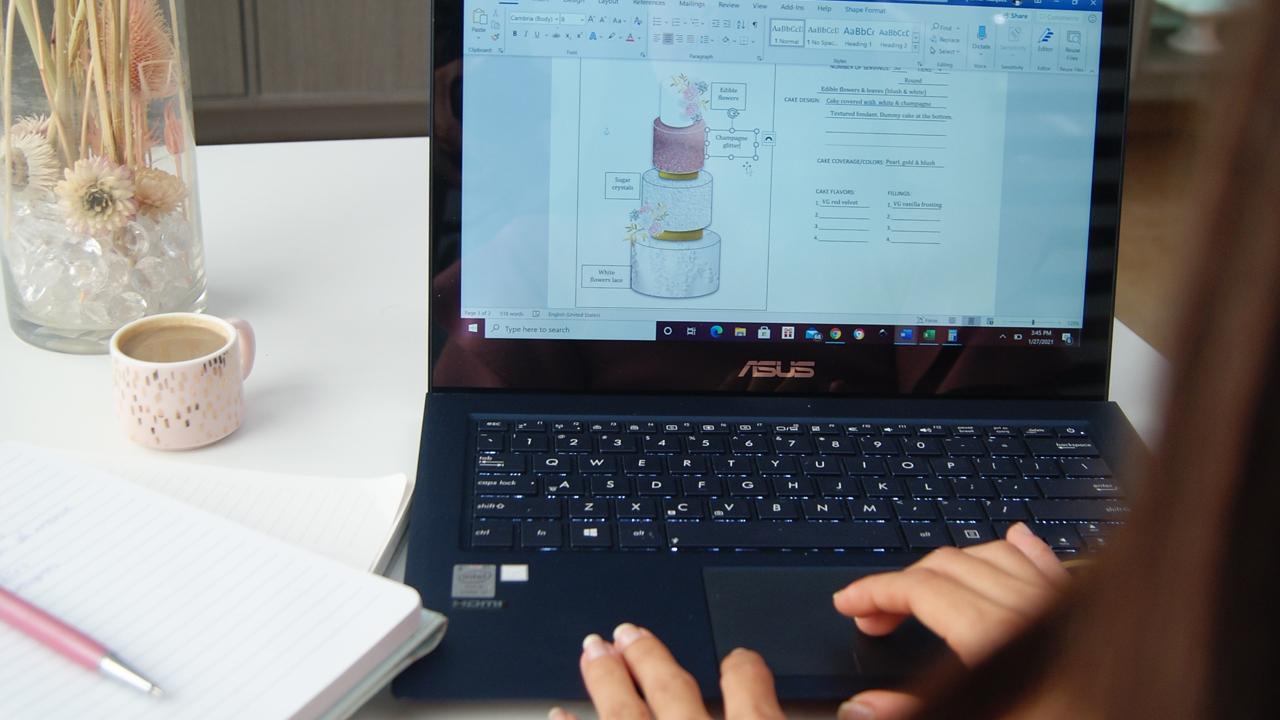 <span>Aprende los secretos para crear diseños digitales de tus cakes utilizando el programa de Microsoft Word</span>