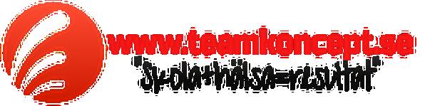 Teamkoncept<span>Konferenser, studieresor & föreläsningar</span>